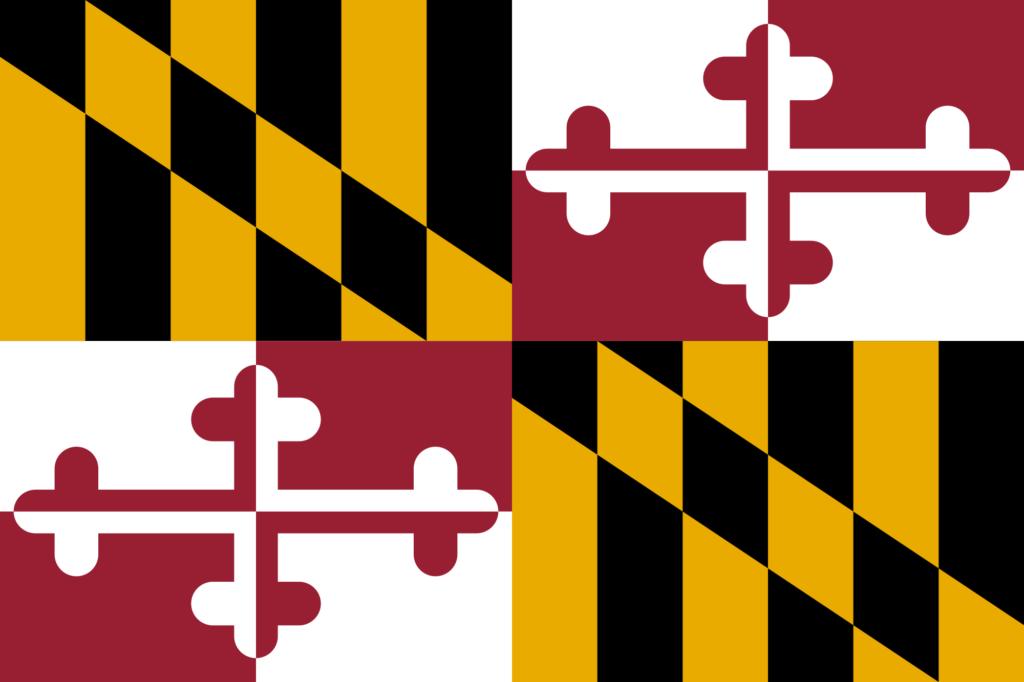 Montgomery College Maryland Flag